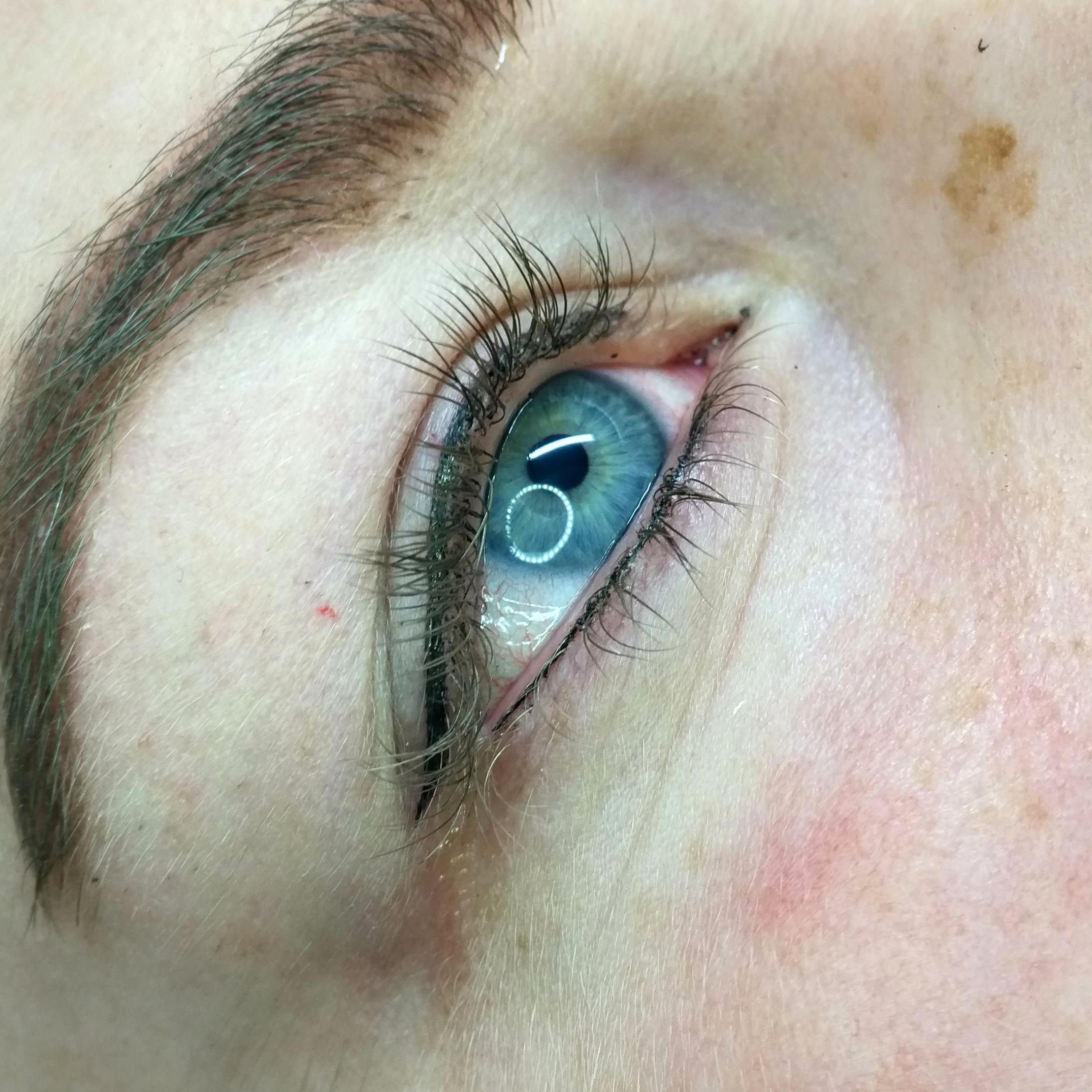 IMG 20180124 201130 163 - Eyeliner/Wimpernkranz/Kajal